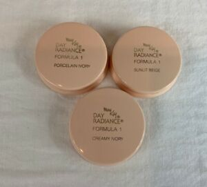 VTG Mary Kay Day Radiance Formula 1 Foundation NEW OLD STOCK~YOUR COLOR CHOICE