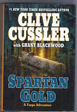 Spartan Gold by Clive Cussler and Grant Blackwood (2009, Hardcover)