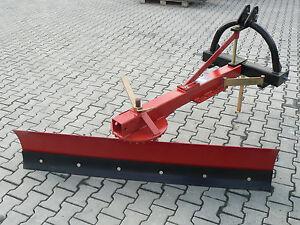 Planierschild Gräter Wegeplaner 180cm + 7 Reißzinken 3 Punktaufnahme (629€)