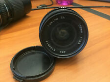 VINTAGE CAMERA LENS 28MM 1:28 TAKINA EL