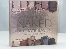 URBAN DECAY Naked Ultimate Basics All Matte All Naked 100% Authentic