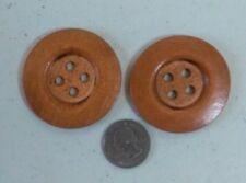 Плоская кнопка с 4 отверстиями