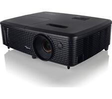 Proyector Optoma Home Cinema, H114 720p, 3400 LM, normalmente £ 390