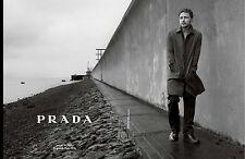James McAvoy 2pg PRADA advertisement, clippings