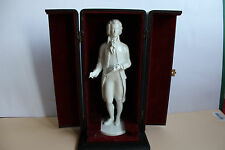 Augarten Wien Wolfgang Amadeus Mozart  70 er Jahre in Original Box