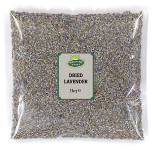 Dried Lavender Flowers - Free UK Delivery