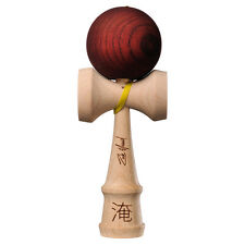 Kendama USA Pro Model V4 - Zack Yourd - Brown Brew