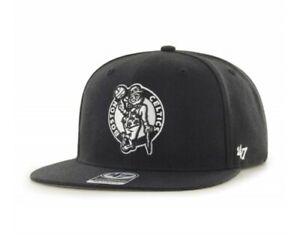 Boston Celtics snapback Adjustable Hat cap black snapback NBA flatbill nwt new