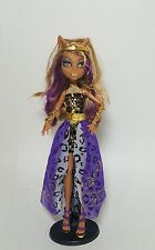 Monster High 13 Wishes Haunt The Casbah Clawdeen Wolf Doll