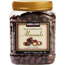 Kirkland Signature Milk Chocolate Covered Almonds, 48 oz.