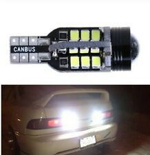 Ampoule T15 LED W16W Blanc Xenon 6000K Frein stop Feux de recul Veilleuse