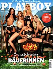 Playboy ÖSTERREICH-EDITION November/11/2012   DIE SCHÖNSTEN BÄUERINNEN
