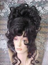 SIN CITY WIGS ELEGANT BLACK UP DO SEXY CURLS RINGLETS RED CARPET HAIR SO GLAM!
