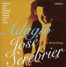 Adagio - St. Michel Strings - Jose Serebrier, New Music