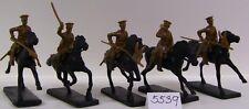 Armies in Plastic 5539 - Ww1 Mounted British Lancers Figures/wargaming Kit