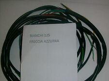 IMPIANTO ELETTRICO ELECTRICAL WIRING MOTO BIANCHI FRECCIA AZZURRA 125+SCHEMA