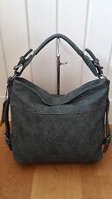 ✿Herbst 16✿ Fritzi aus Preußen Tasche Shopper FRANCESCA Kuba Tundra dunkelgrün
