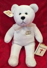 "✝✝ The Original HOLY BEARS ""UNITY"" Matrimony Bear Religious Wedding Gift"