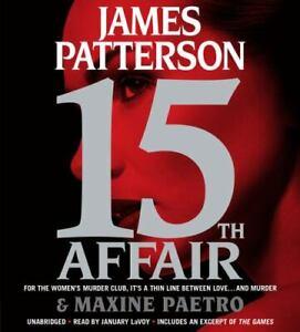 15th Affair [Women's Murder Club, 15]