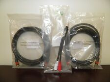High-end RG-6 18 gauge Gold Plated stereo cables for the Sega Genesis system 1