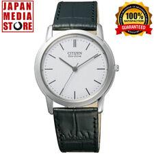 Citizen Stiletto SID66-5191 Eco-Drive Sapphire Glass Wrist Watch for Men JAPAN