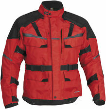 Motocross und Offroad Jacken in Rot