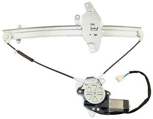 Power Window Motor and Regulator Assembly Front Left fits 94-96 Toyota Camry