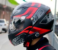 Bluetooth Motorcycle Helmet Full Face DOT support Intercom MP3 Dual Visor Helmet