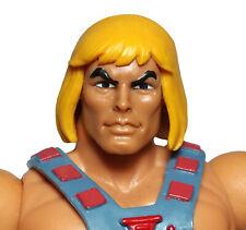 PRE-ORDER MOTU ORIGINS Compatible He-Man Filmation Head Custom Painted Match