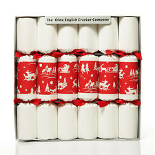 Red and White Santa in Sleigh Christmas Bon Bons