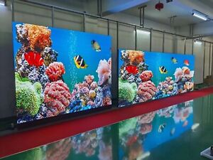 LED VIDEO WALL P6mm OUTDOOR  INDOOR LED VIDEO SCREEN  576×576mm / 1 panel