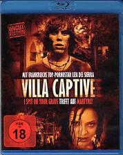 Villa Captive , Blu_Ray , 100% uncut , new and sealed , Emmanuel Silvestre