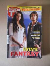 GUIDA TV n°29  2011 [G764] BRIDGET REGAN CRAIG HORNER