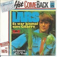 7'Lars Berghagen >Es war einmal.../Am Sonntag..< 70's SCHLAGERGOLD/HIT COMEBACK