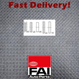 FAI STD Main bearing set fits Ford P5AT Duratorq 32 Ranger PX