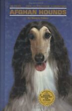 (Good)-Afghan Hounds (Kw Dog Breed Library) (Hardcover)--0876666829