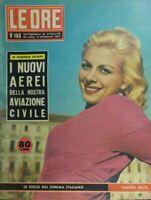 LE ORE N.193 1957 SANDRA MILO