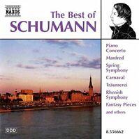 obert Schumann - The Best of Schumann [CD]