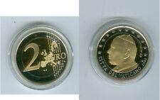 Vatican pièce de monnaie 2002 PAPE Johannes Paul ii. seulement 9.000 pièce