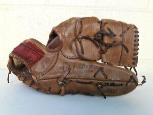 Rawlings XPG 6 Mickey Mantle glove - Vintage Baseball Hall Fame Player MLB rare