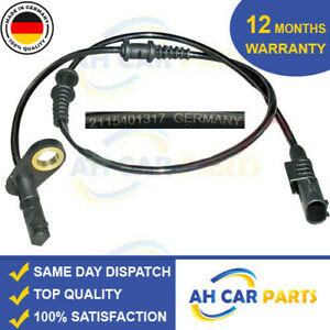 PREMIUM OE ABS SPEED SENSOR FOR MERCEDES E-CLASS W211 S211 FRONT LEFT or RIGHT