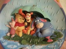 "Winnie The Pooh Bradford Exchange Collectors Plate # 5411"" It'S Just A Small."