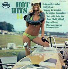 "HOT HITS 14 (MFP 50044) 12"" Vinyl LP"