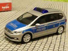 1/87 Herpa VW Touran Polizei Berlin 094412