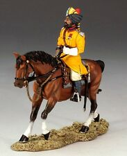 KING & COUNTRY SONS OF EMPIRE SOE001M SKINNER'S HORSE INDIAN SUBAHDAR MIB
