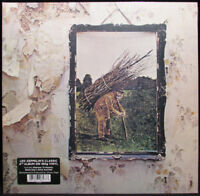 Led Zeppelin IV Latest Pressing LP Vinyl Record Album SEALED Stairway to Heaven