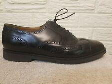 Rockport Men's Black Wingtip Dress Shoes Size 11W
