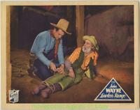 LAWLESS RANGE LOBBY CARD Size 11x14 Inch Movie Poster  JOHN WAYNE 1935
