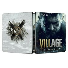 Resident Evil 8 Steelbook -  selten - NEW - Custom - NO GAME