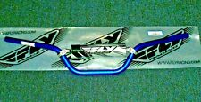 YAMAHA RAPTOR 125,250,350,660,700,WARRIOR,WOLVERINE BLUE ALUMINUM FLY HANDLEBARS